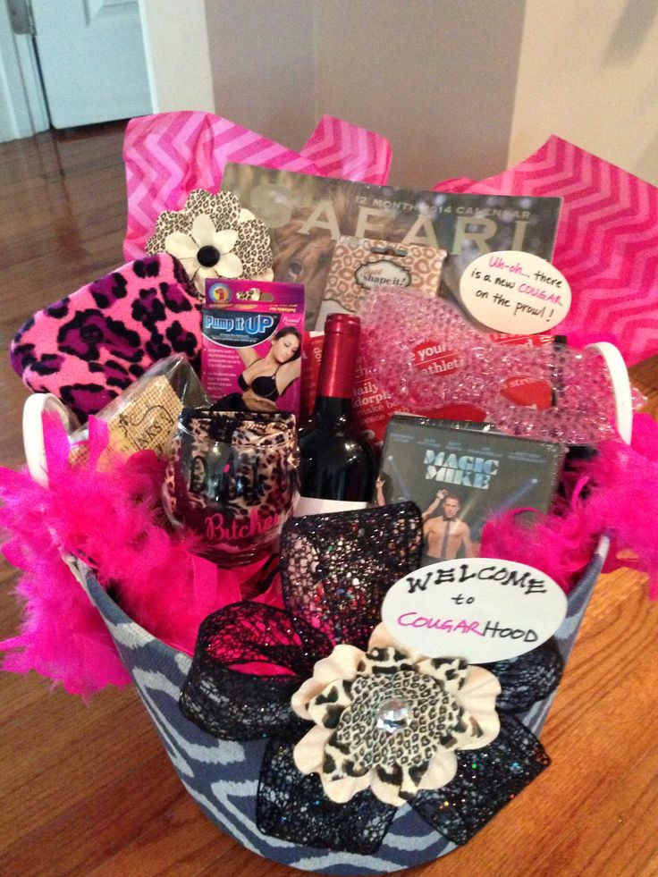 Best ideas about Gift Ideas For 40th Birthday Female . Save or Pin Gift idea for a friend s 40th birthday party Cougar Now.