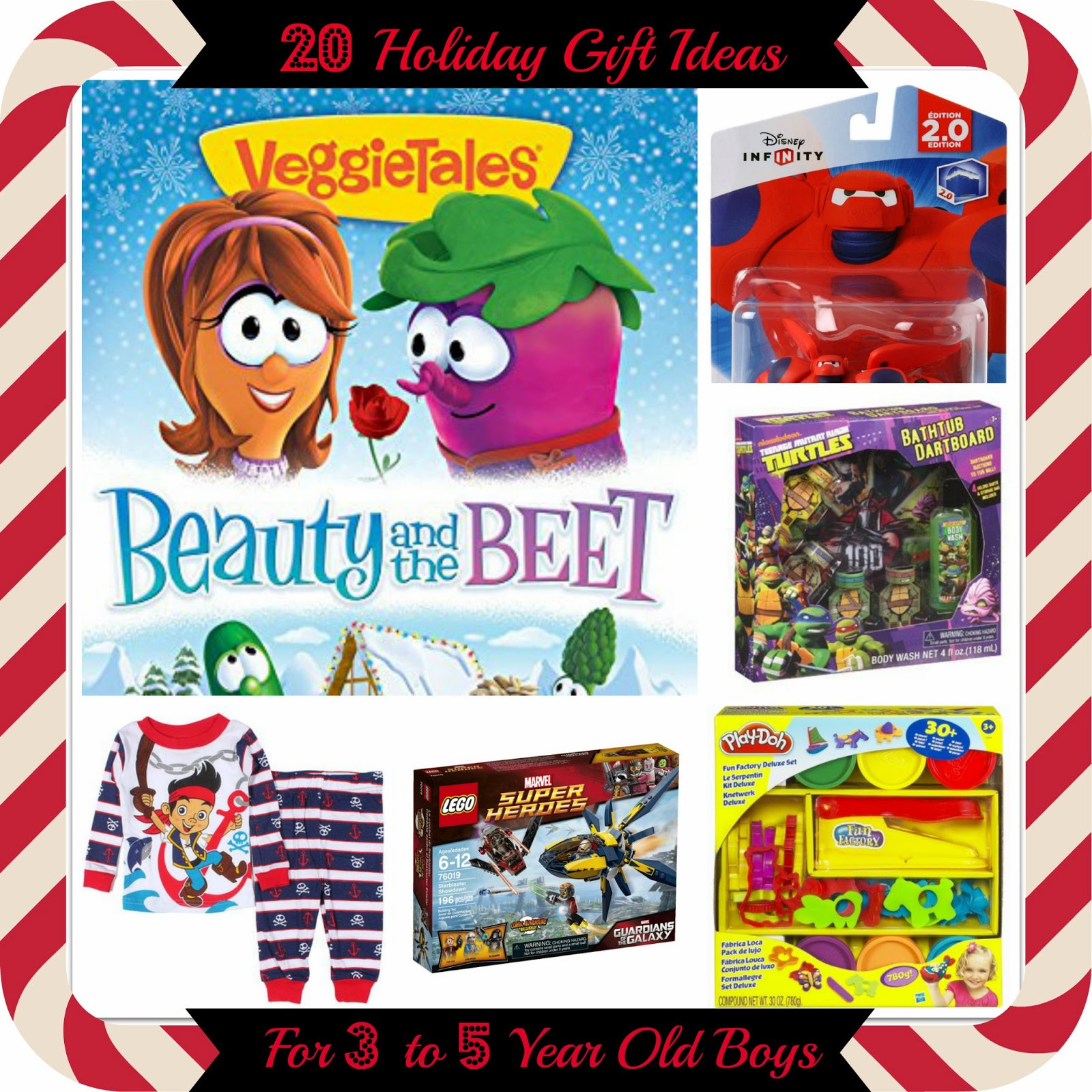 Best ideas about Gift Ideas For 5 Year Old Boys . Save or Pin Raising Samuels Life 20 Holiday Gift Ideas for 3 5 Year Now.