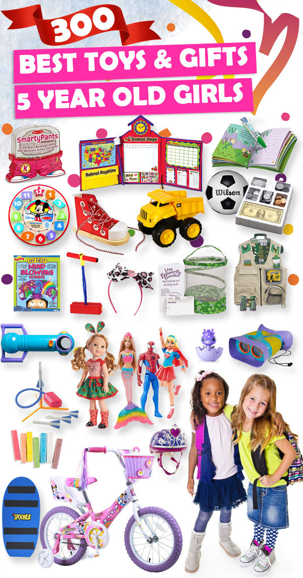 Best ideas about Gift Ideas For 5 Year Old Boys . Save or Pin Best Gifts and Toys for 5 Year Old Girls 2018 Now.