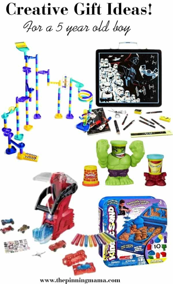 Best ideas about Gift Ideas For 5 Year Old Boys . Save or Pin The ULTIMATE List of Gift Ideas for a 5 Year Old Boy Now.