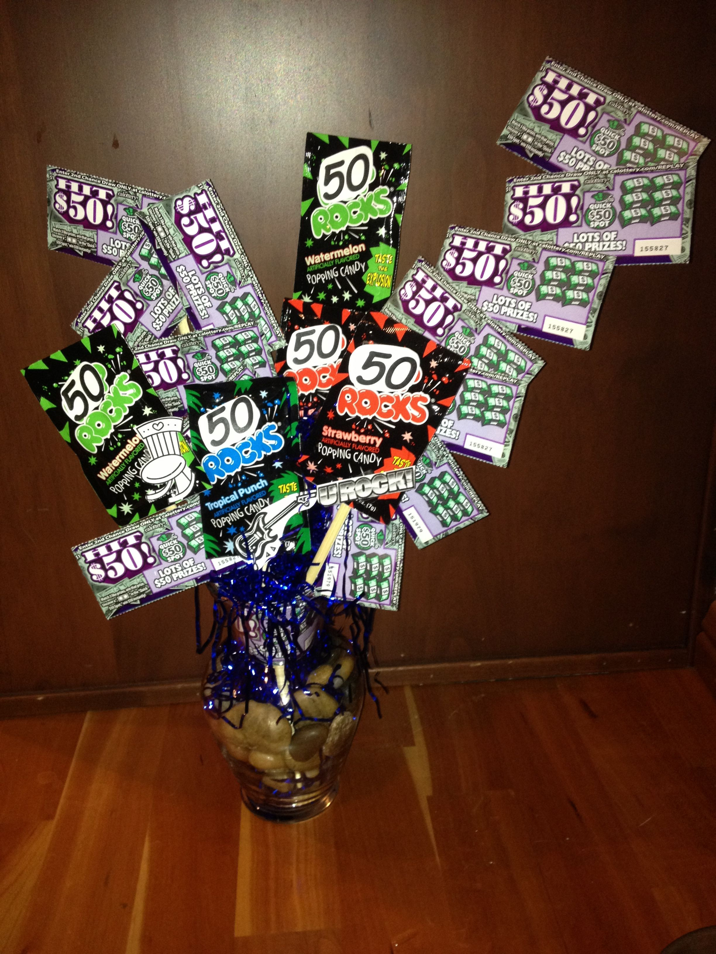 Best ideas about Gift Ideas For 50th Birthday . Save or Pin 50th Birthday Gift Ideas DIY Crafty Projects Now.