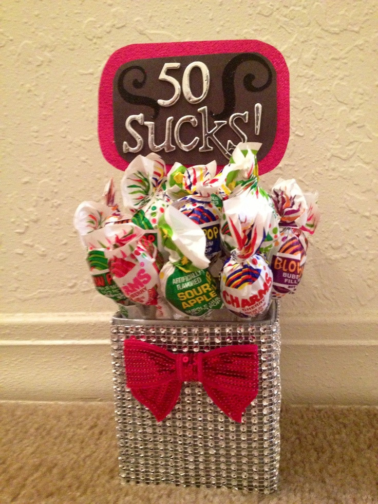 Best ideas about Gift Ideas For 50th Birthday . Save or Pin 50th Birthday Gift Ideas DIY Design & Decor Now.