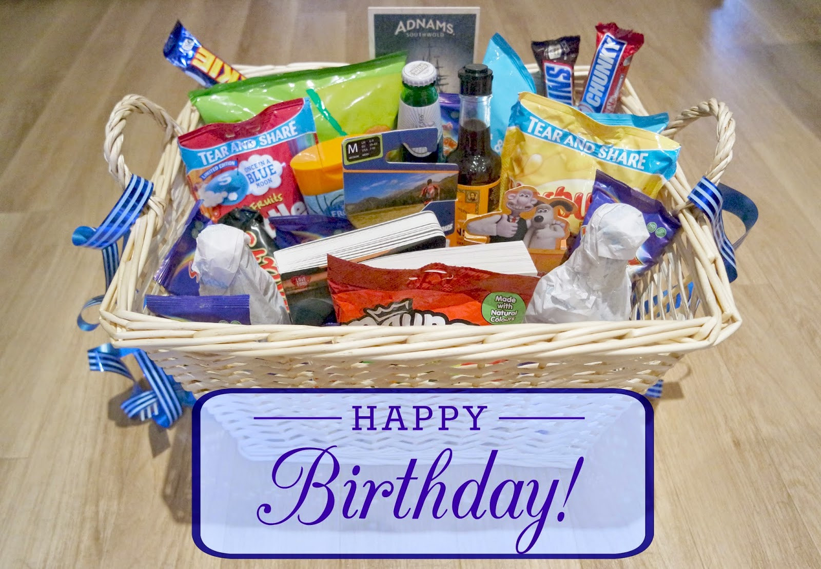Best ideas about Gift Ideas For 50Th Birthday Woman . Save or Pin Uptown Peach My Dad s 50th Birthday Hamper Now.
