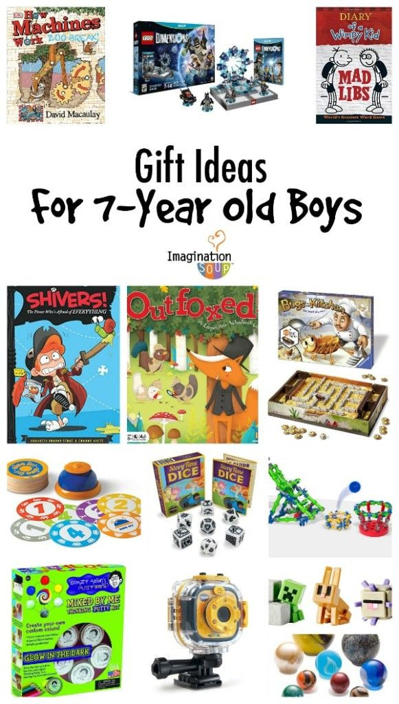 Best ideas about Gift Ideas For 6 Year Old Boys . Save or Pin 21 best Gift Ideas Boys 3 to 7 images on Pinterest Now.