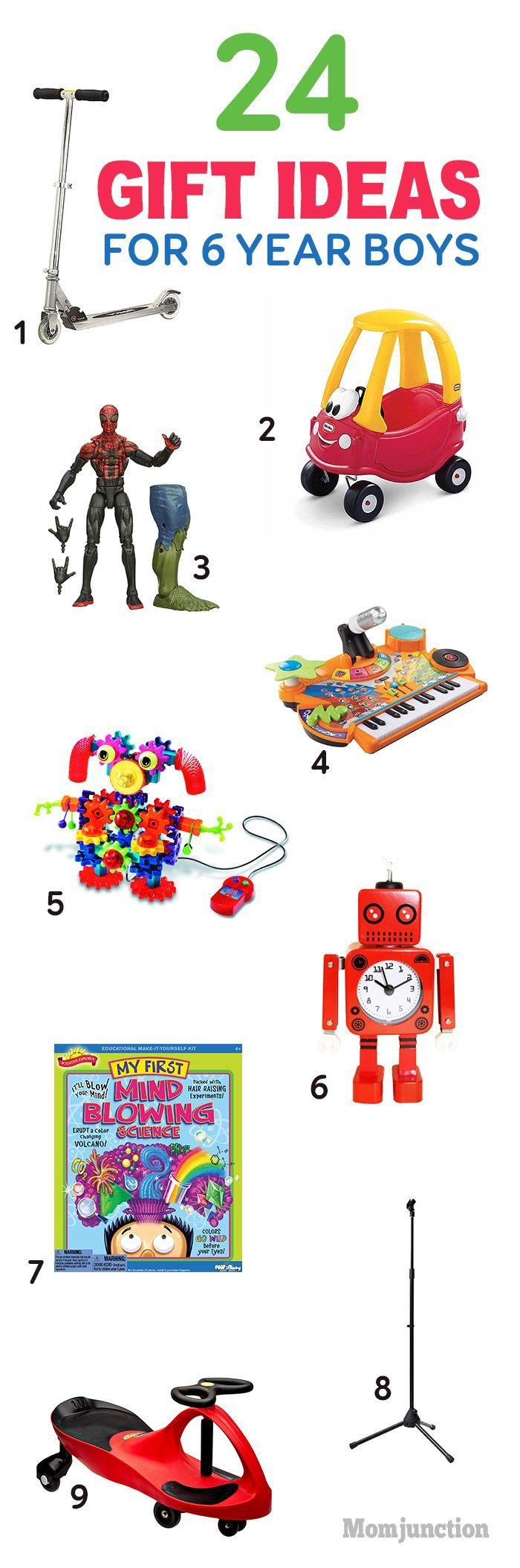 Best ideas about Gift Ideas For 6 Year Old Boys . Save or Pin 17 Best images about Toys for 7 year old boy on Pinterest Now.