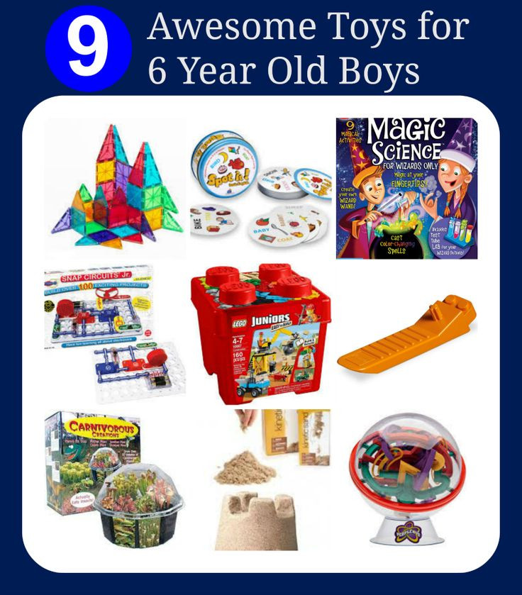 Best ideas about Gift Ideas For 6 Year Old Boys . Save or Pin Best 25 DIY ts for 7 year old boy ideas on Pinterest Now.