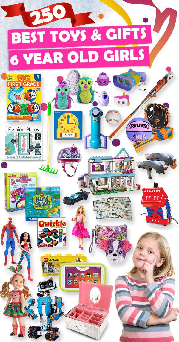 Best ideas about Gift Ideas For 6 Year Old Daughter . Save or Pin Best Gifts and Toys for 6 Year Old Girls 2018 Now.