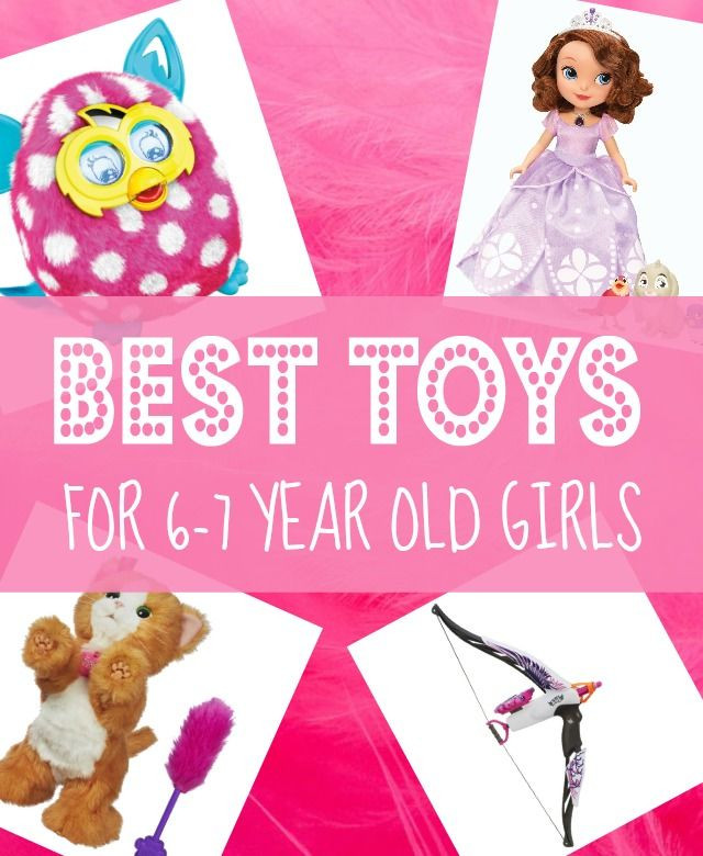 Best ideas about Gift Ideas For 7 Yr Old Girl . Save or Pin Best Gifts for 6 Year Old Girls in 2017 Now.
