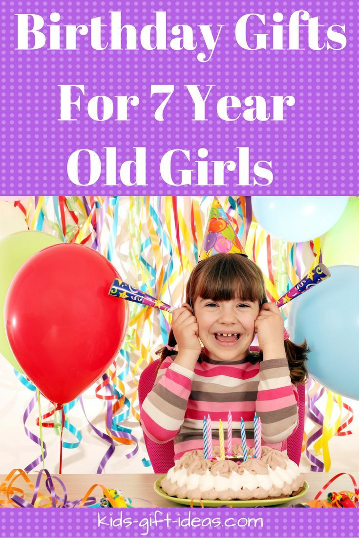 Best ideas about Gift Ideas For 7 Yr Old Girl . Save or Pin 17 Best images about Gift Ideas 7 Year Old Girls on Now.