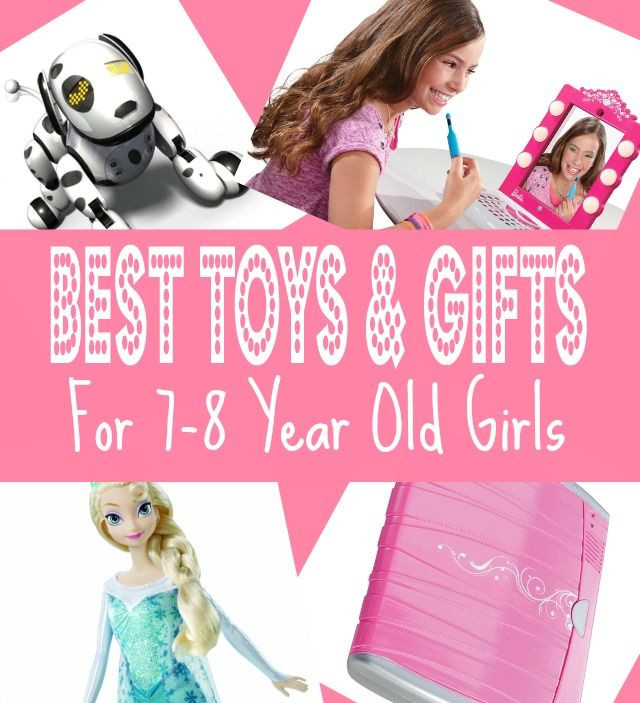 Best ideas about Gift Ideas For 7 Yr Old Girl . Save or Pin Best Gifts & Top Toys for 7 Year old Girls in 2015 Now.