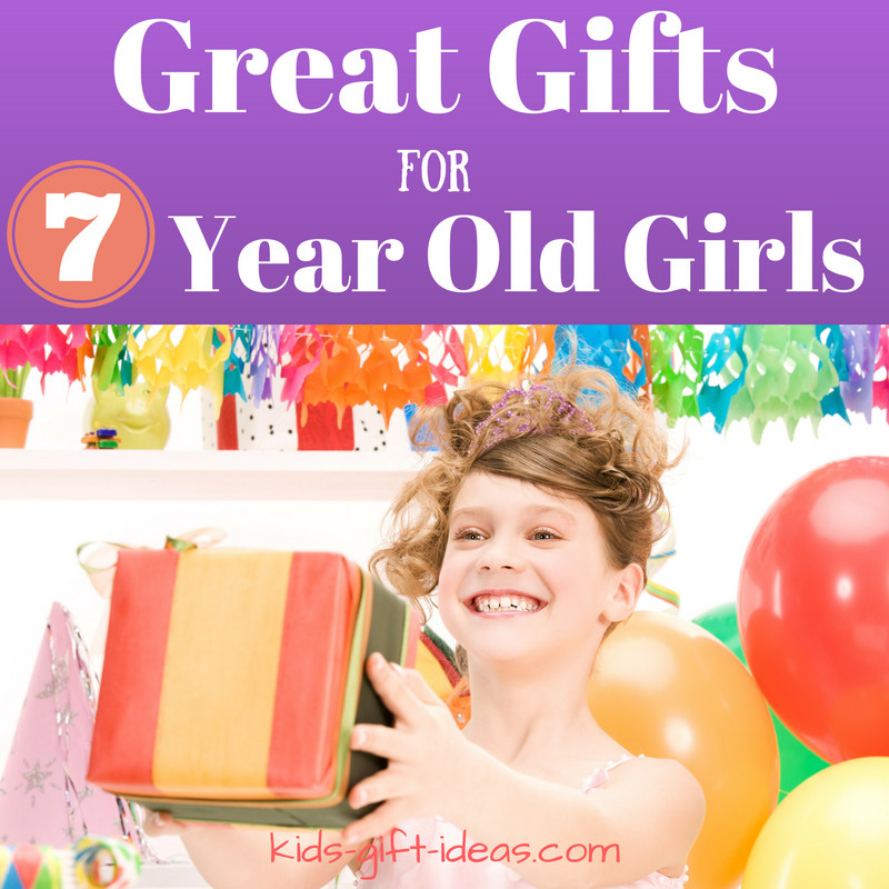Best ideas about Gift Ideas For 7 Yr Old Girl . Save or Pin Great Gifts For 7 Year Old Girls Birthdays & Christmas Now.