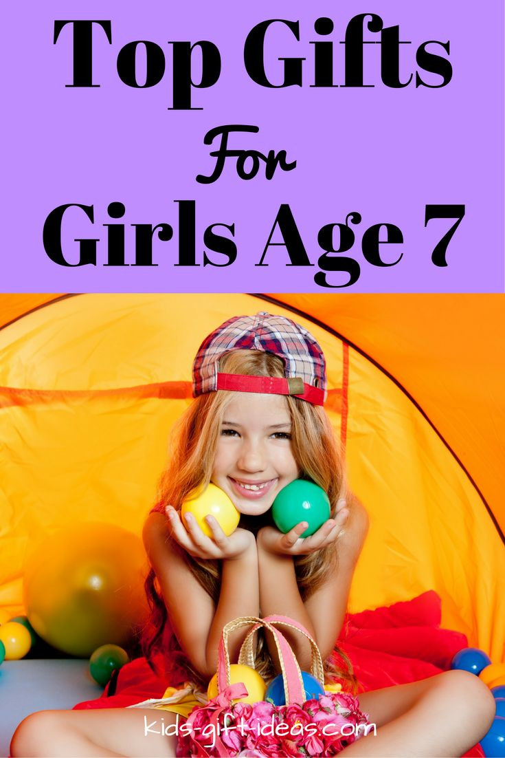 Best ideas about Gift Ideas For 7 Yr Old Girl . Save or Pin 159 best Gift Ideas for Girls images on Pinterest Now.