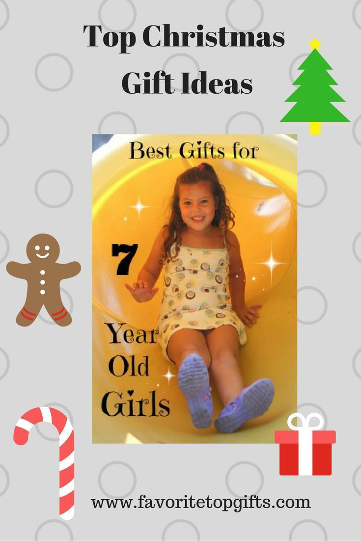 Best ideas about Gift Ideas For 7 Yr Old Girl . Save or Pin 10 Best images about Best Christmas Gifts for 7 Year Old Now.