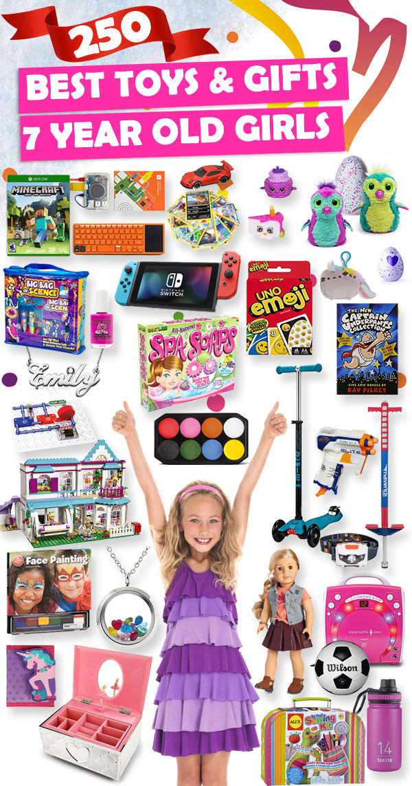 Best ideas about Gift Ideas For 7 Yr Old Girl . Save or Pin Best Toys and Gifts for 7 Year Old Girls 2018 Now.