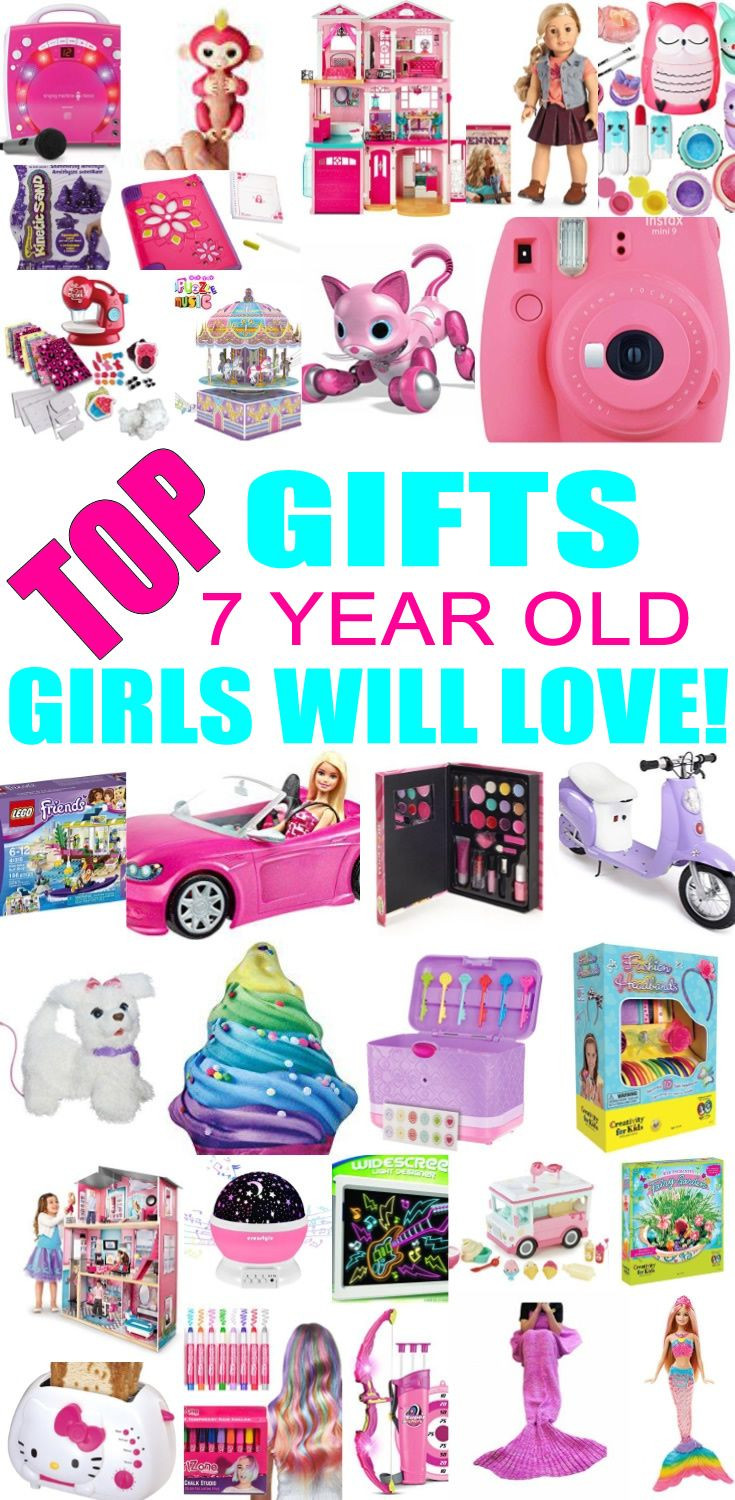Best ideas about Gift Ideas For 7 Yr Old Girl . Save or Pin 25 unique Gift suggestions ideas on Pinterest Now.