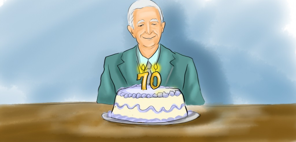 Best ideas about Gift Ideas For 70 Year Old Man . Save or Pin 70th Birthday Gifts for Men Best Present Ideas for a 70 Now.