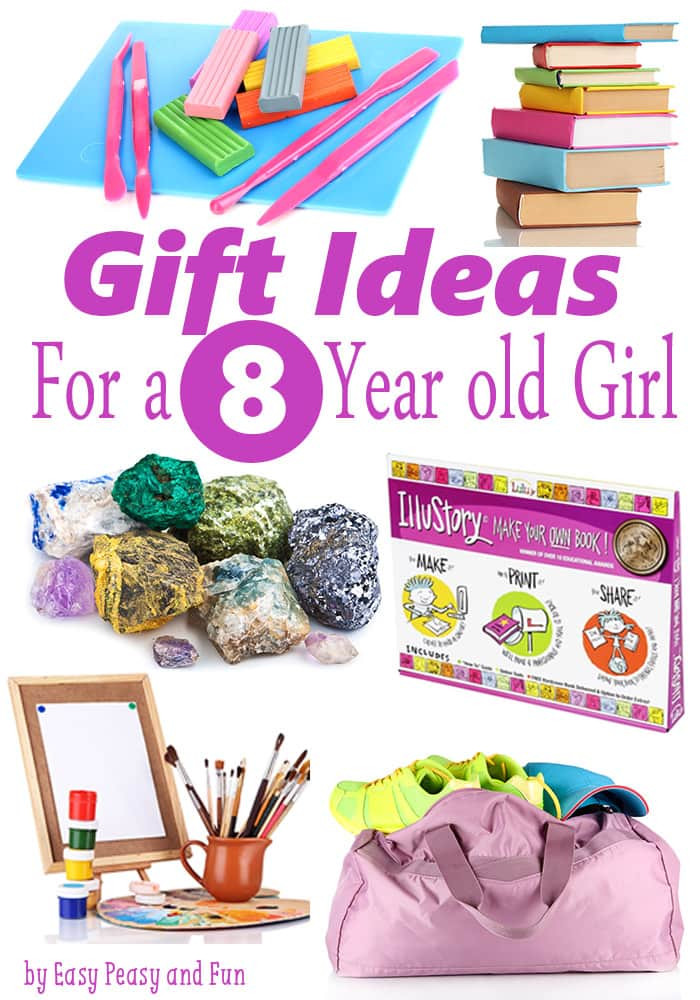 Best ideas about Gift Ideas For 8 Year Girl . Save or Pin Gifts for 8 Year Old Girls Birthdays and Christmas Now.