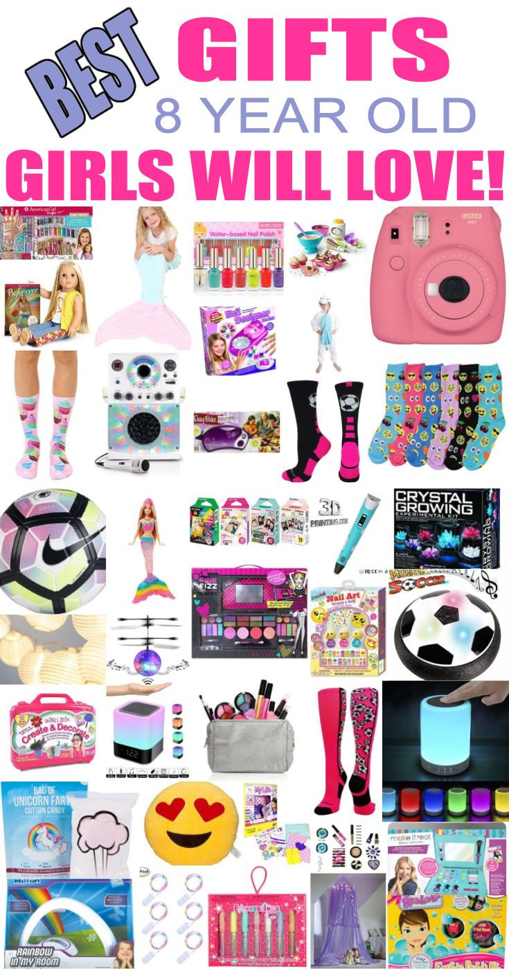 Best ideas about Gift Ideas For 8 Year Girl . Save or Pin Best Gifts For 8 Year Old Girls Gift Guides Now.