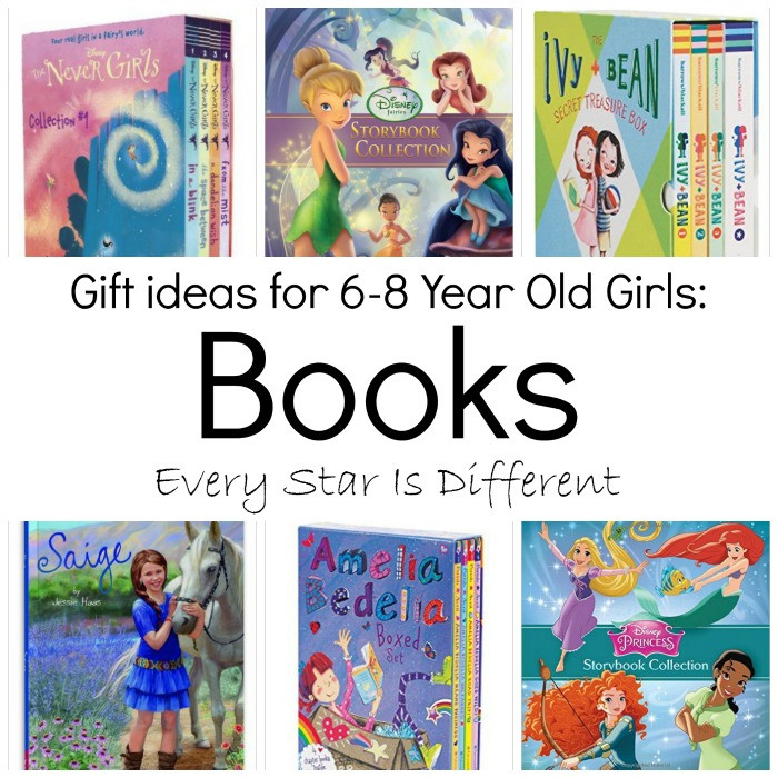 Best ideas about Gift Ideas For 8 Year Girl . Save or Pin Gift Ideas for 6 8 Year Old Girls Every Star Is Different Now.