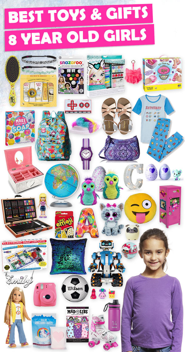 Best ideas about Gift Ideas For 8 Year Girl . Save or Pin Best Toys and Gifts for 8 Year Old Girls 2018 Now.