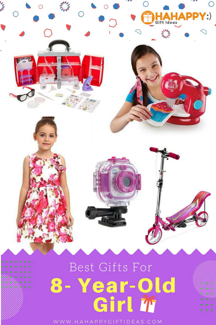 Best ideas about Gift Ideas For 8 Year Girl . Save or Pin 12 Best Gifts For An 8 Year Old Girl Adorable Now.