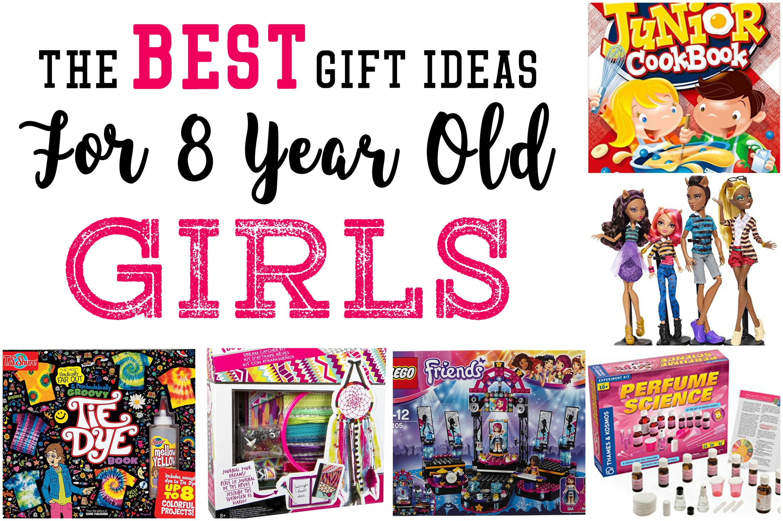 Best ideas about Gift Ideas For 8 Year Girl . Save or Pin Gifts For 8 Year Old Boys Cool Things To Build — Best Now.