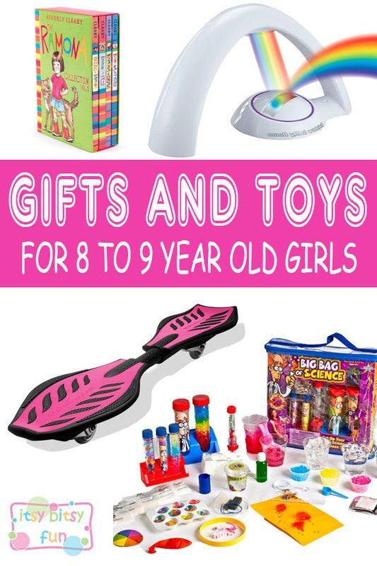 Best ideas about Gift Ideas For 8 Year Girl . Save or Pin Best Gifts for 8 Year Old Girls in 2017 Now.