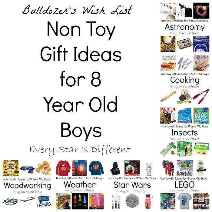 Best ideas about Gift Ideas For 8 Yr Old Boy . Save or Pin Non Toy Gift Ideas for 8 Year Old Boys Every Star Is Now.