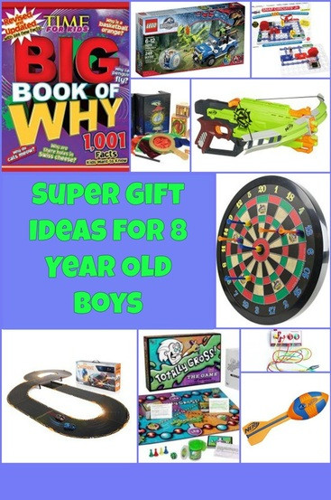 Best ideas about Gift Ideas For 8 Yr Old Boy . Save or Pin Popular Toy Ideas for 6 Year Old Boys Toys for Kids Now.
