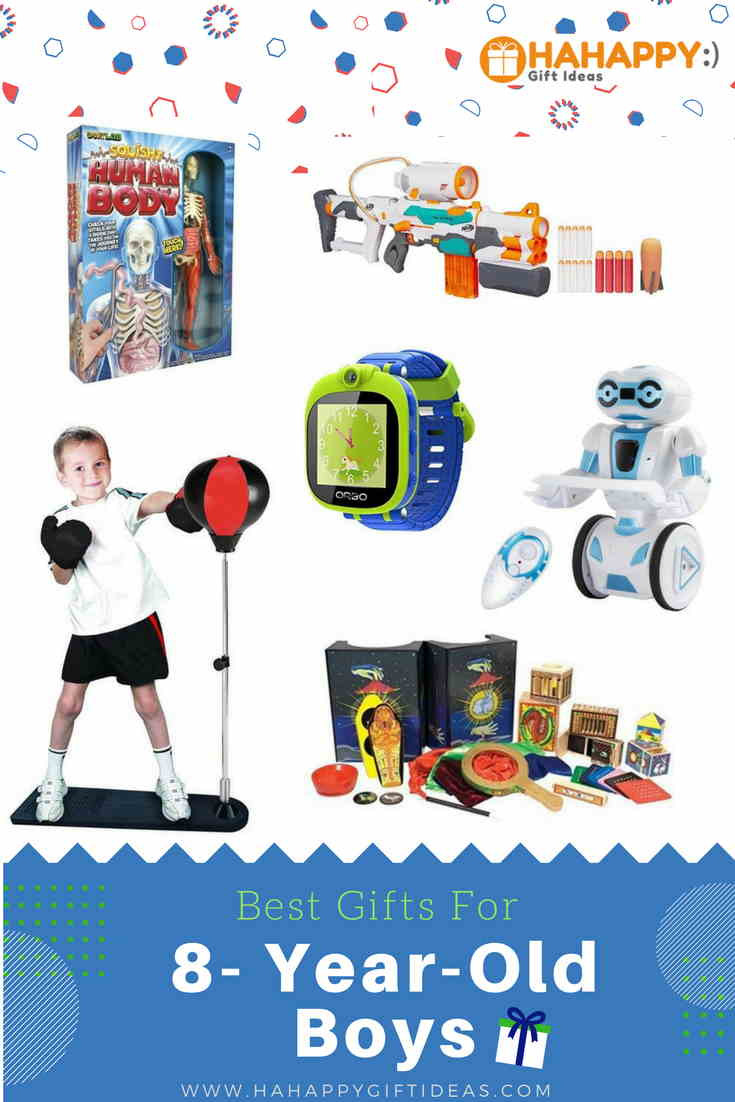 Best ideas about Gift Ideas For 8 Yr Old Boy . Save or Pin Best Gift for An 8 Year Old Boy Educational & Fun Now.