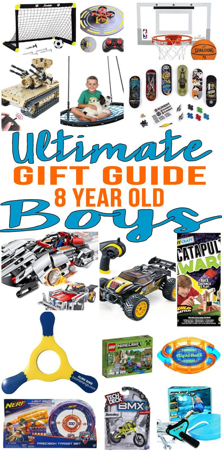 Best ideas about Gift Ideas For 8 Yr Old Boy . Save or Pin Best Gifts For 8 Year Old Boys Gift Guides Now.