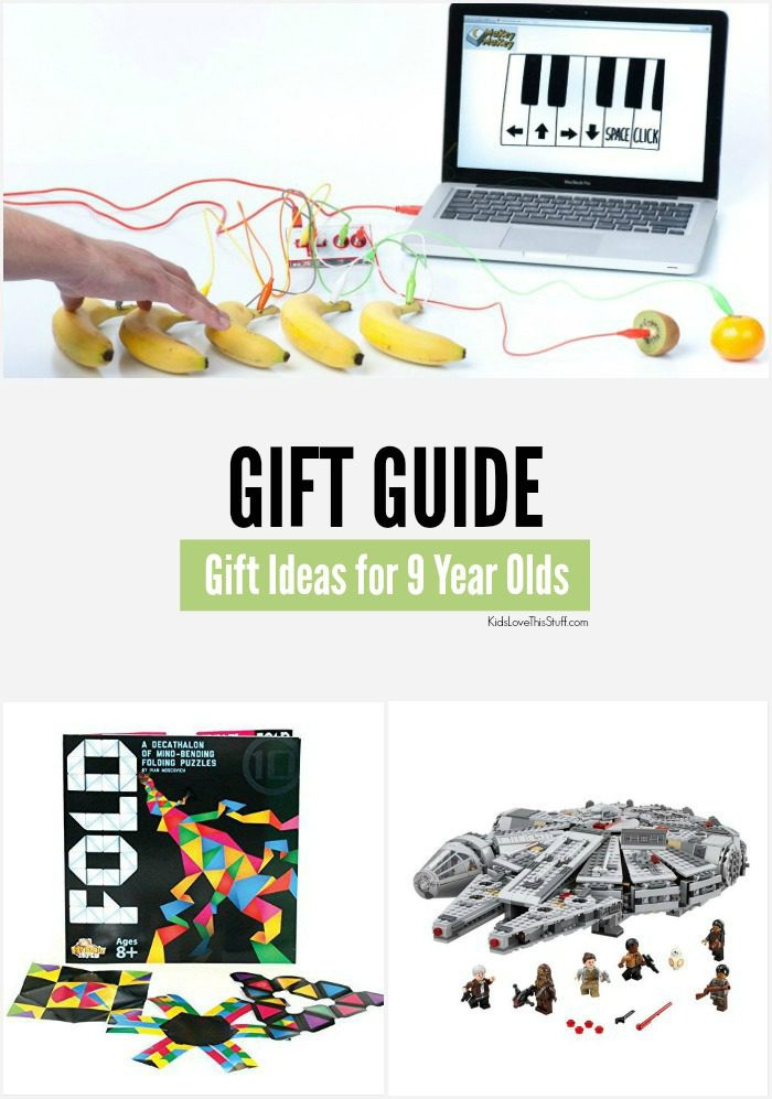 Best ideas about Gift Ideas For 9 Year Old Boys . Save or Pin 13 of the Best Christmas Gifts for 9 Year Olds Boys and Now.