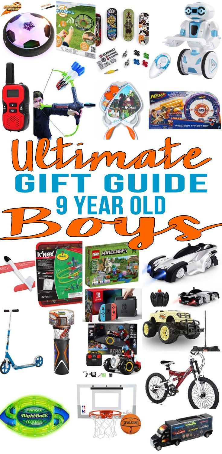Best ideas about Gift Ideas For 9 Year Old Boys . Save or Pin 90 best Best Toys for 9 Year Old Girls images on Pinterest Now.