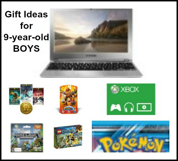 Best ideas about Gift Ideas For 9 Year Old Boys . Save or Pin Gift ideas for boys 9 t ideas for 9 year old boys Now.