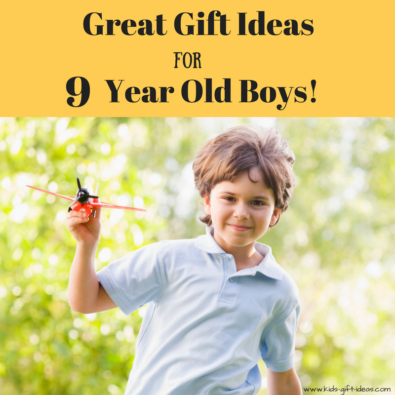 Best ideas about Gift Ideas For 9 Year Old Boys . Save or Pin Great Gifts 9 Year Old Boys Will Love For All Occasions Now.