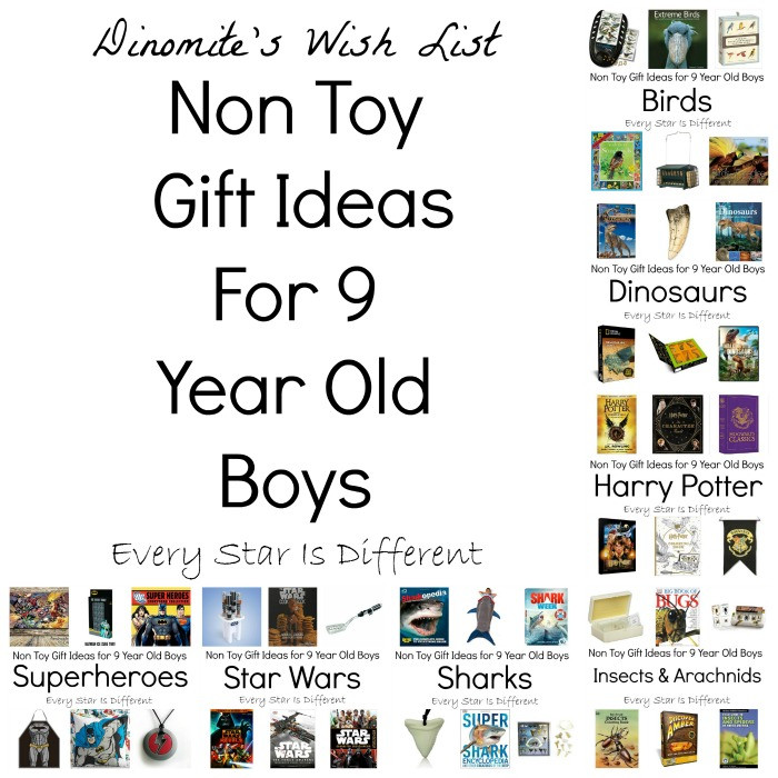 Best ideas about Gift Ideas For 9 Year Old Boys . Save or Pin Non Toy Gift Ideas for 9 Year Old Boys Every Star Is Now.