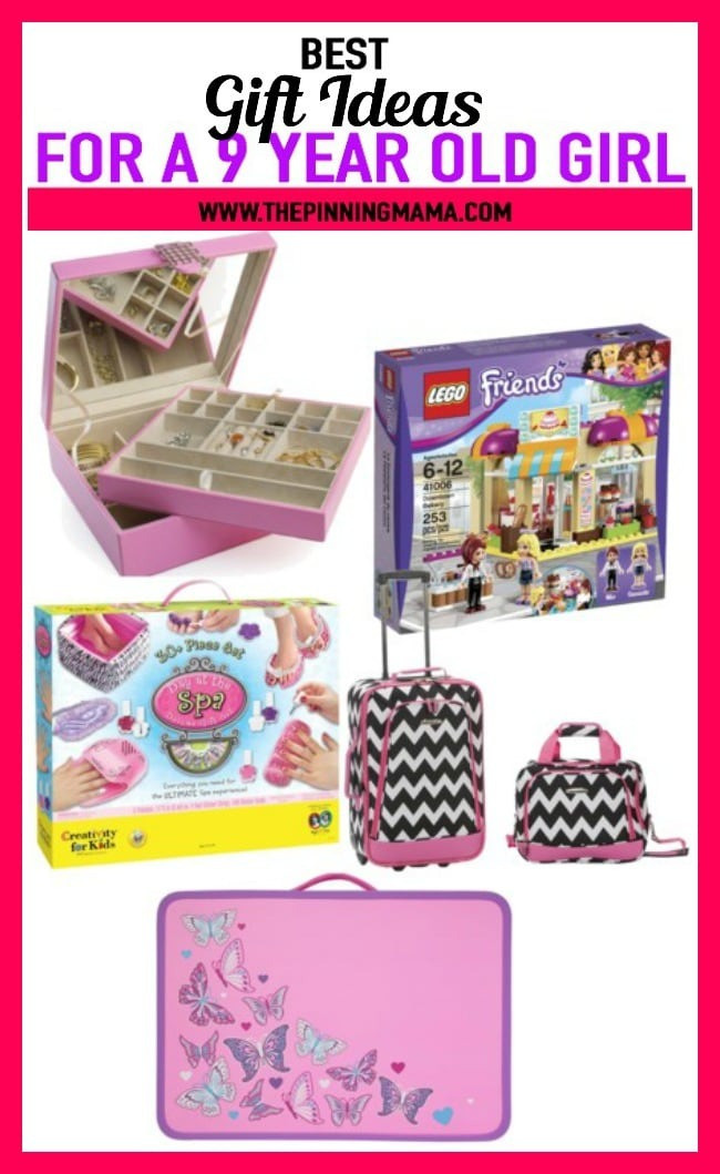 Best ideas about Gift Ideas For A 10 Year Old Girl . Save or Pin Best Christmas Gifts For 9 Year Old Girl Now.