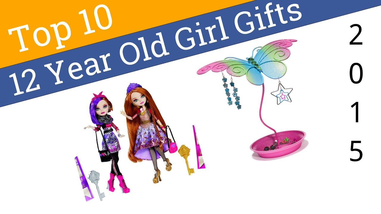 Best ideas about Gift Ideas For A 10 Year Old Girl . Save or Pin 10 Best 12 Year Old Girl Gifts 2015 Now.