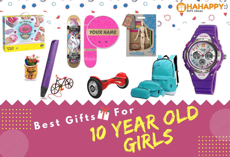 Best ideas about Gift Ideas For A 10 Year Old Girl . Save or Pin 12 Best Gifts For 10 Year Old Girls Creative and Fun Now.