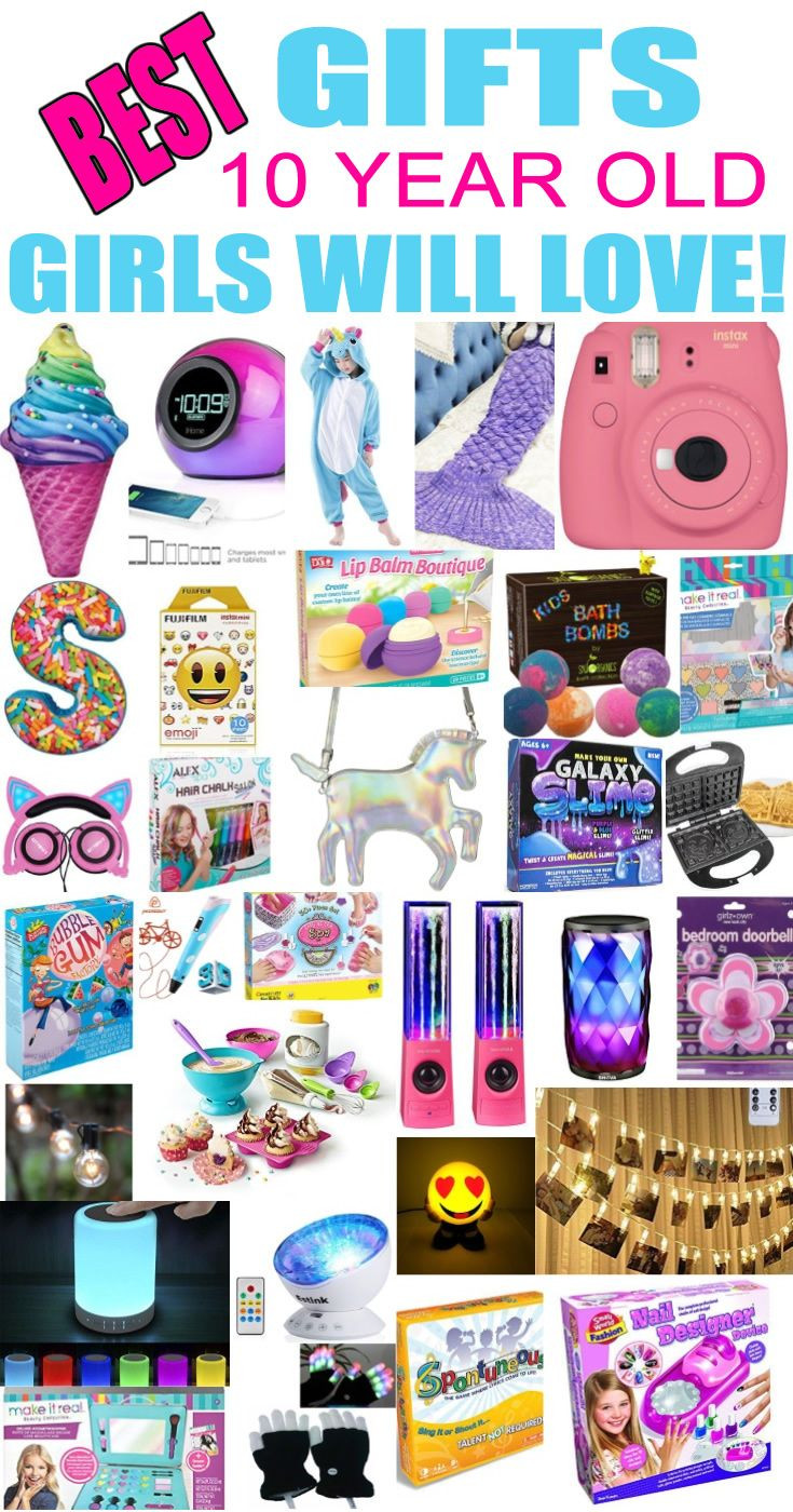 Best ideas about Gift Ideas For A 10 Year Old Girl . Save or Pin Best Gifts For 10 Year Old Girls Gift Guides Now.