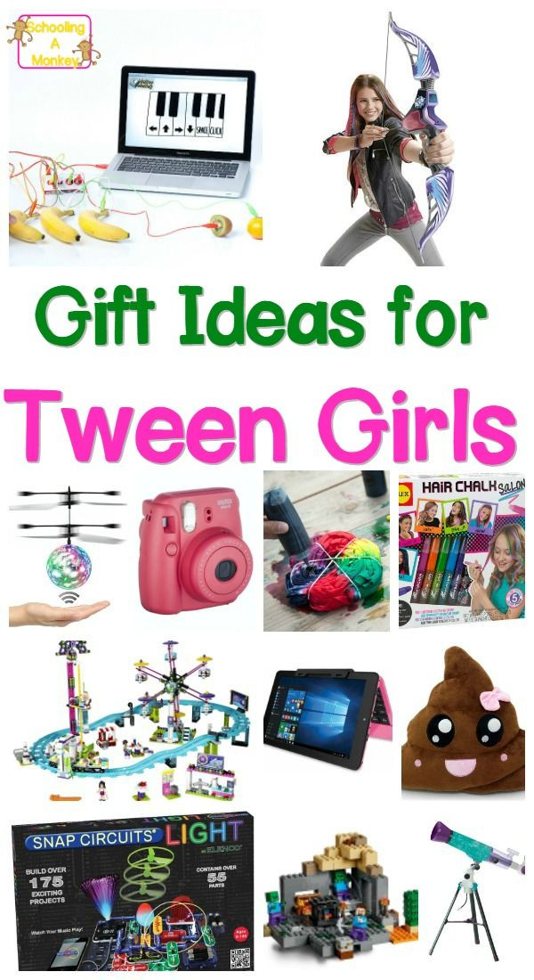 Best ideas about Gift Ideas For A 10 Year Old Girl . Save or Pin 10 Year Old Girl Gift Ideas for Girls Who are Awesome Now.