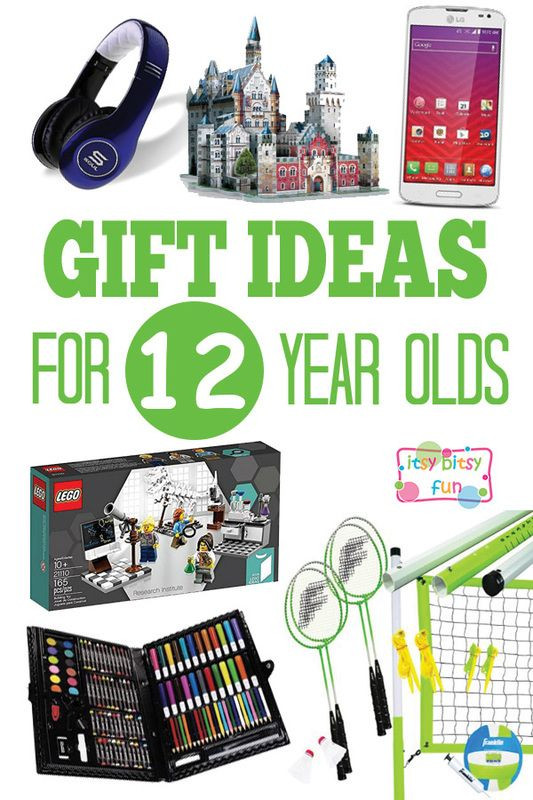 Best ideas about Gift Ideas For A 12 Year Old Boy . Save or Pin Gifts for 12 Year Olds Now.