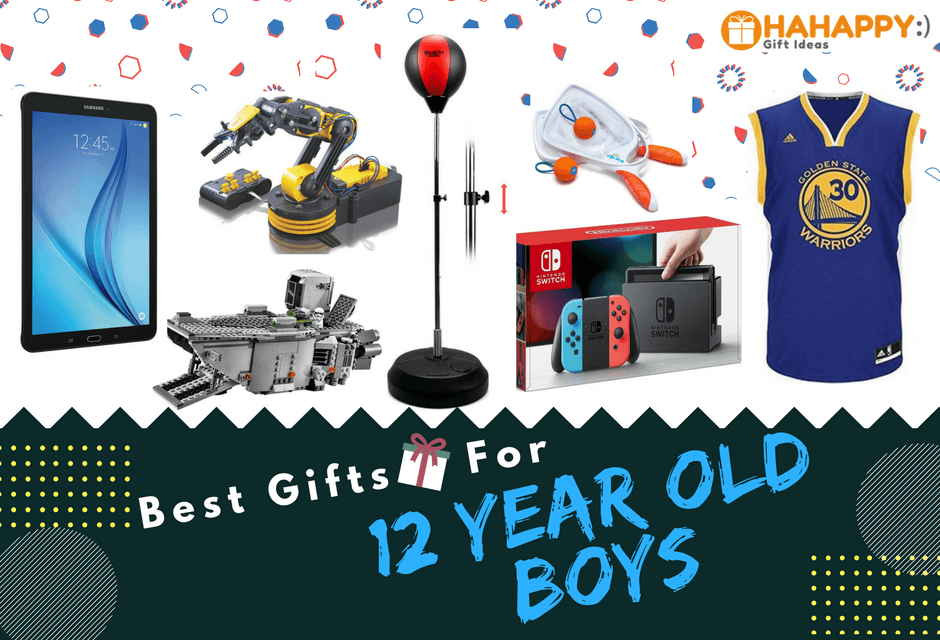 Best ideas about Gift Ideas For A 12 Year Old Boy . Save or Pin 12 Best Gifts For A 12 Year Old Boy Fun & Cool Now.