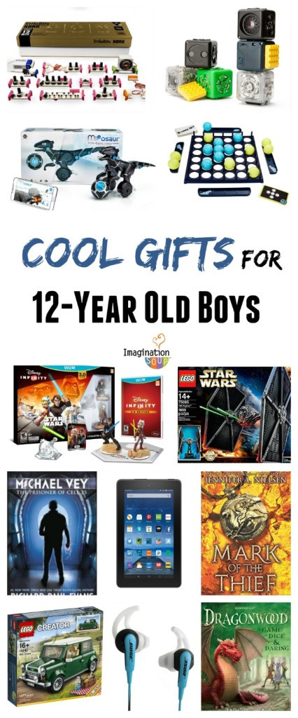 Best ideas about Gift Ideas For A 12 Year Old Boy . Save or Pin Gifts for 12 Year Old Boys Now.