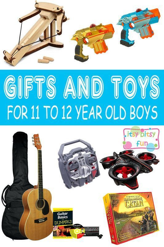 Best ideas about Gift Ideas For A 12 Year Old Boy . Save or Pin Best Gifts for 11 Year Old Boys in 2017 Now.