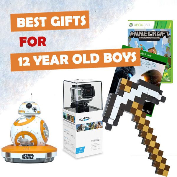 Best ideas about Gift Ideas For A 12 Year Old Boy . Save or Pin Gifts For 12 Year Old Boys 2018 Gifts Now.