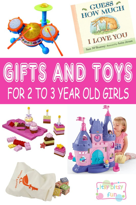Best ideas about Gift Ideas For A 2 Year Old . Save or Pin Best Gifts for 2 Year Old Girls in 2017 Itsy Bitsy Fun Now.