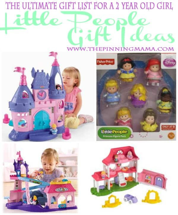Best ideas about Gift Ideas For A 2 Year Old . Save or Pin Best Gift Ideas for a 2 Year Old Girl Now.