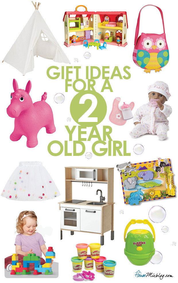 Best ideas about Gift Ideas For A 2 Year Old . Save or Pin Toys for 2 year old girl Now.