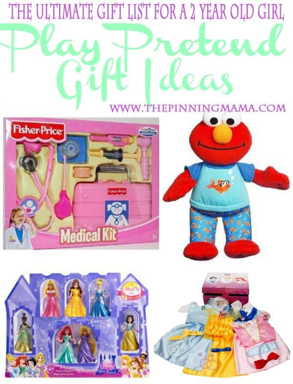 Best ideas about Gift Ideas For A 2 Year Old . Save or Pin Best Gift Ideas for a 2 Year Old Girl • The Pinning Mama Now.